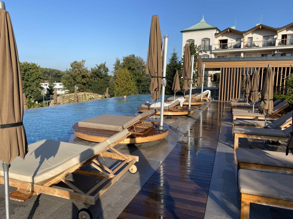 Genussdorf Gmachl Hotel und Spa in Bergheim